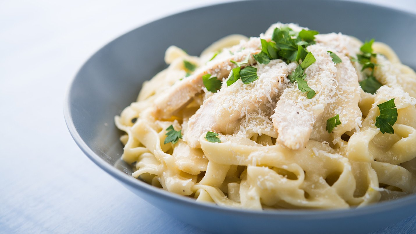 Lactose-Free Alfredo Sauce Recipe Made with Lactaid®