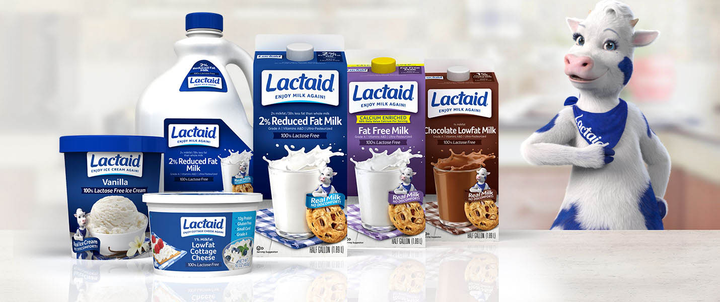 LACTAID<sup>®</sup> Product Line