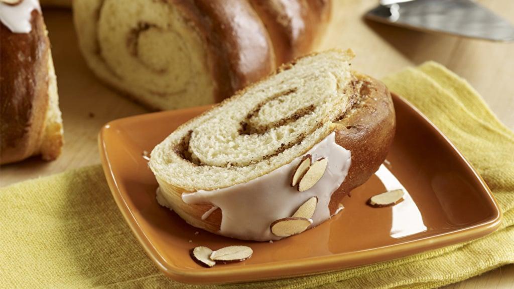 Almond Twirl Bread