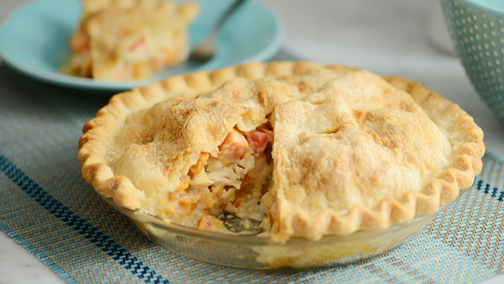 Chicken Pot Pie Recipe Made With Lactaid®