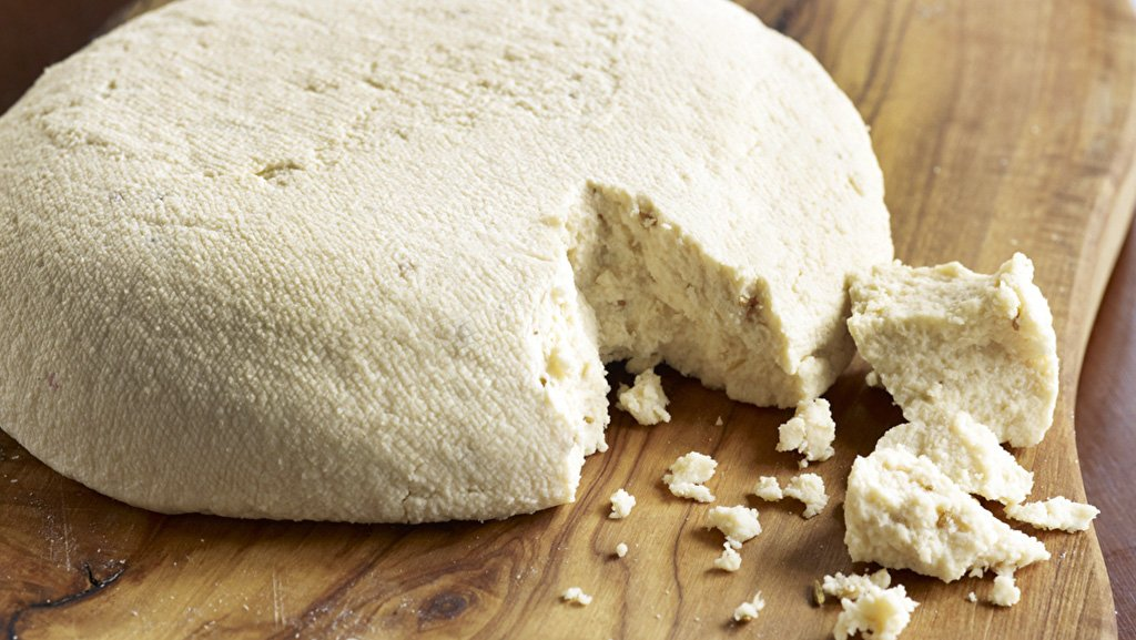 Homemade Cheese Made With Lactaid®