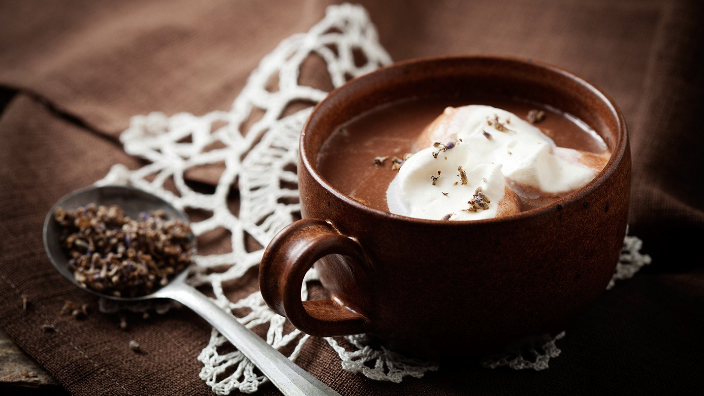 Rich Mexican Hot Chocolate | LACTAID®