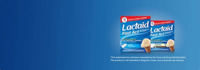 LACTAID® Supplements