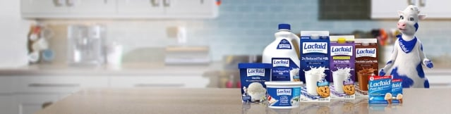 LACTAID® Lactose-Free Products