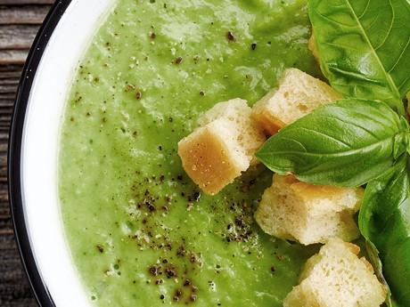 Creamy Broccoli Rice Soup