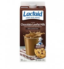 LACTAID® Chocolate Lowfat Milk