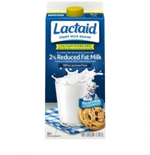 LACTAID® Calcium-Enriched Reduced Fat 2% Milk