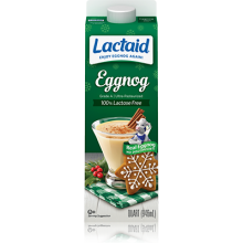 LACTAID® Holiday Nog