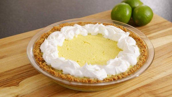 Lactose-Free Key Lime Pie Recipe Made with Lactaid®
