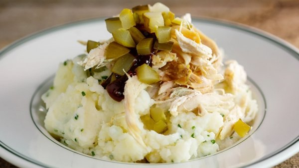 Lactose Free Mashed Potatoes Recipe made with LACTAID®