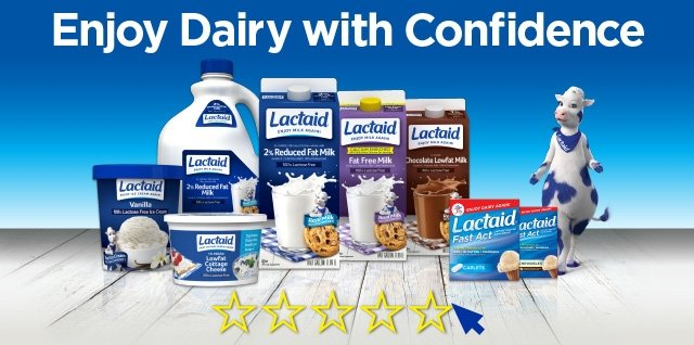 Lactose Free Dairy Products Lactaid 174